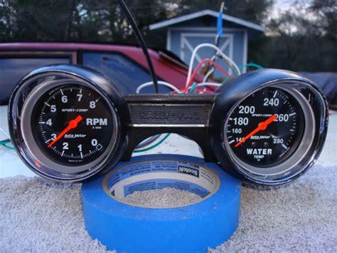 glazier nolan mustang barn rally pac tachometer mustang forums at stangnet