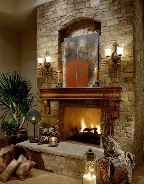 Luxury Fireplaces by Fireplace In Multi Million Dollar Home Designed By