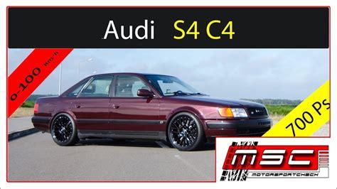 Audi S4 C4 by Audi 100 S4 C4 5 Zylinder Tte600 100 200 700ps