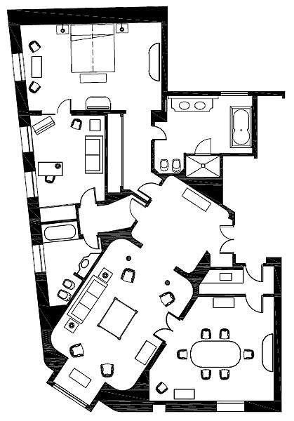 hotel suite floor plans 272 best floor plans images on pinterest floor plans