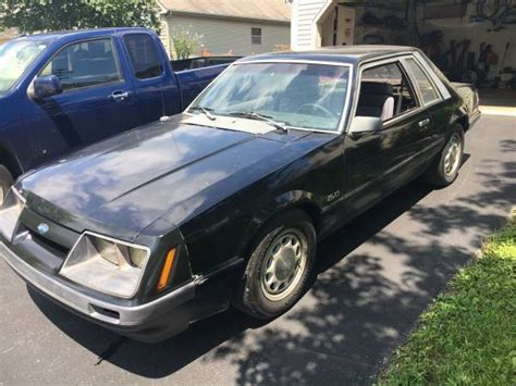 1986 ford mustang coupe 1986 ford mustang lx notchback coupe