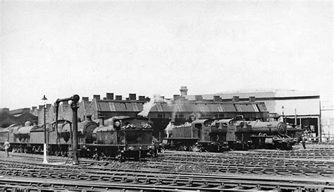 Locomotive Shed Allocations by File Birkenhead Mollington St Engine Sheds 2066334