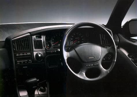 subaru svx interior subarusvx com pictures