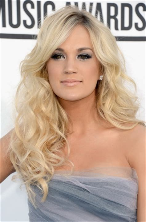 Carrie Underwood Hairstyles by Top 10 Carrie Underwood Hairstyles Yve Style