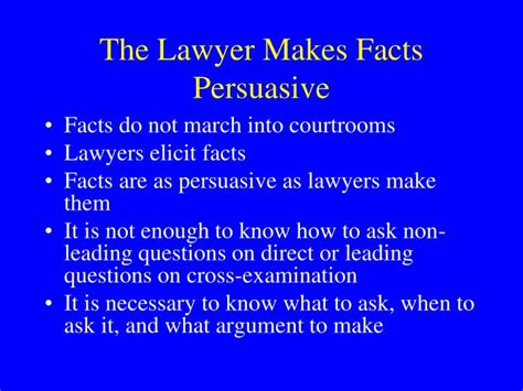 ppt effective trial advocacy the principles powerpoint presentation id 1962126