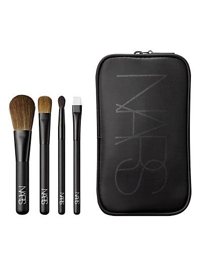 Enter To Win A Limited Edition Nars Gift Set From Haute Gossip Thisnext by Nars Fall 2012 Limited Edition Travel Brush Gift Set
