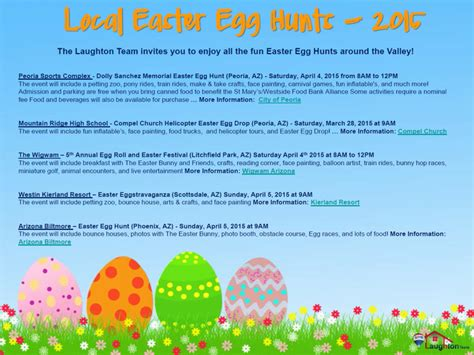 Do My Resume Net In Peoria Az by Archiveslocal Easter Egg Hunts For 2015 Metro