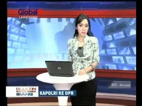 boruto di global tv the ui family isabella fawzi di berita indonesia siang