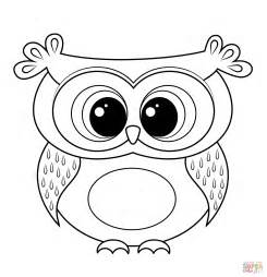 owl color free coloring pages art coloring pages
