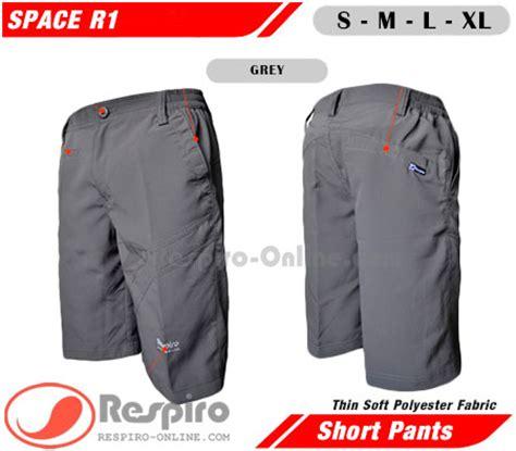 Kaos Tangan Pendek Space celana pendek respiro space r1 respiro