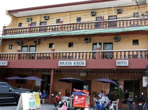 brass knob hotel in balibago angeles city philippines