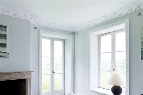 modern trim molding you ve never seen crown molding like this