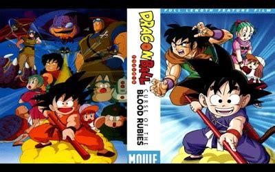 judul film one piece lengkap daftar lengkap judul anime dragon ball the movie otaku