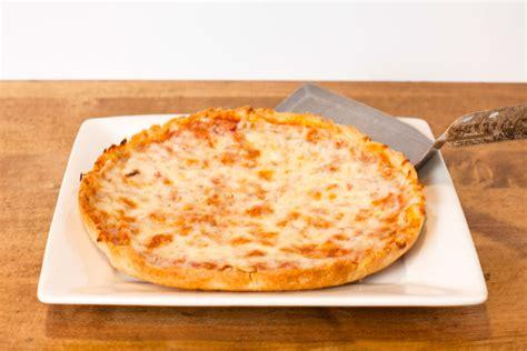 pizza with in crust chicago style dish pizza in oak park il lou malnati s