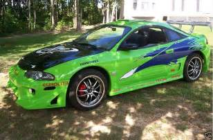 Mitsubishi In Fast And Furious Used Mitsubishi Eclipse Spyder Cars For Sale In Auto