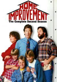 home improvement season 2 show episodes