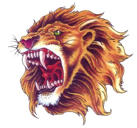 lion tattoo transparent png stickpng lions hd png transparent lions hd png images