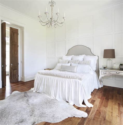Ideas For Bedside Tables french bedroom with silver bedside table french