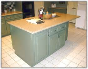Island Kitchen Cabinets building a kitchen island with base cabinets home design ideas