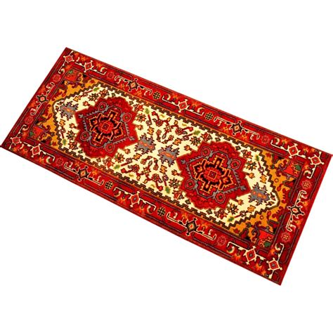 2 X 7 Runner Rug Size 2 7 X 6 Herez Wool Runner From India