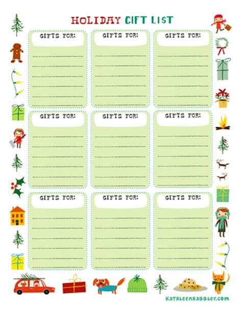 holiday gift organizer flickr photo sharing