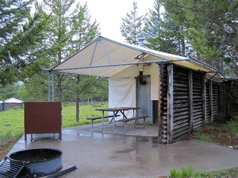 Colter Bay Tent Cabins by Wood Burner Picture Of Colter Bay Grand Teton