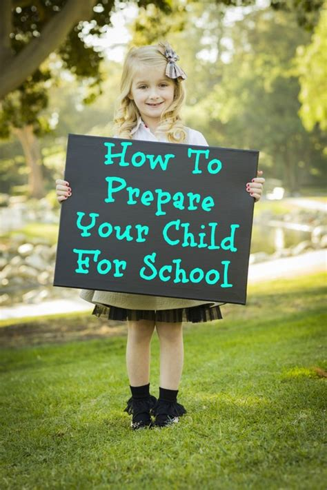 7 Tips On Preparing Your Child For A New Sibling by Five Tips To Prepare Your Child For School Lessons