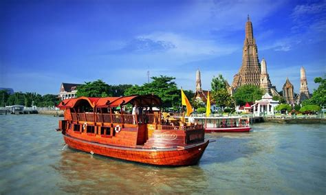 thailand vacation with roundtrip airfare in bangkok null groupon getaways