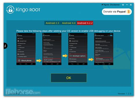 kingo android root kingo android root 1 5 2 build 3072 for windows filehorse