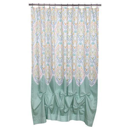 seafoam green shower curtain you should see this abu dhabi jasmin shower curtain in