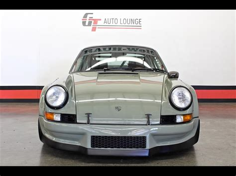 Alarm Rwb 1990 porsche 911 rwb for sale in rancho cordova ca