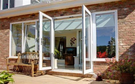 patio doors with windows that open windows kitchens glasgow bathrooms glasgow a family