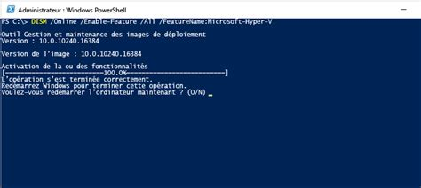 hyper v console windows 7 activer hyper v sur windows10 microsoft docs