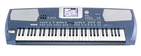 Keyboard Korg Pa500 Bekas world of portable keyboard 187 2009 187 august