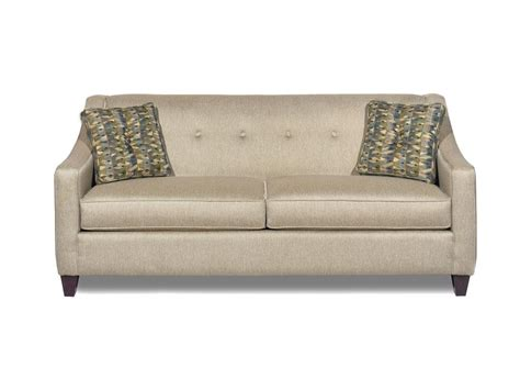 cushion couches hickorycraft living room two cushion sofa 706950