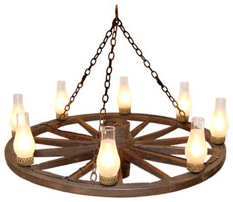 wagon wheel chandelier light fixtures 36 quot wagon wheel chandelier farmhouse chandeliers by
