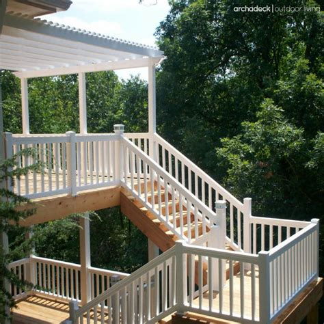 two story deck 25 best ideas about two story deck on two