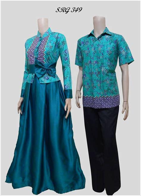 Batik Sarimbit Kode Srg 377 jual batik modern baju batik baju batik sarimbit baju muslim sarimbit batik kode