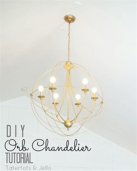 28 Brilliant Diy Lighting Ideas You Can Totally Do Chandelier Tutorial