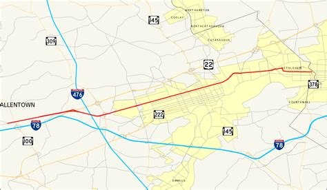 Lehigh County Search State Route 1002 Lehigh County Pennsylvania Wikidata