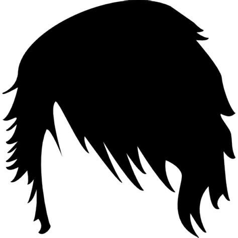 Forme courte de cheveux chez l'homme sombre   Télécharger