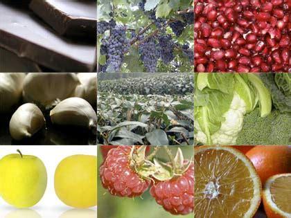 alimenti ricchi di ossido nitrico alimenti ricchi di orac per salvaguardare la nostra salute