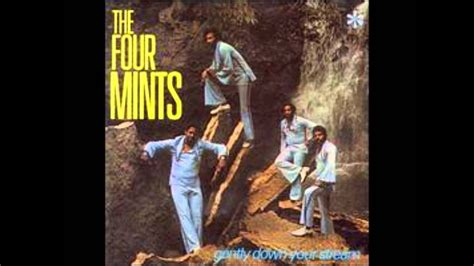 four mints row my boat the four mints you re my desire 1973 youtube