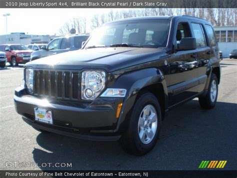 jeep liberty 2010 interior brilliant black pearl 2010 jeep liberty sport