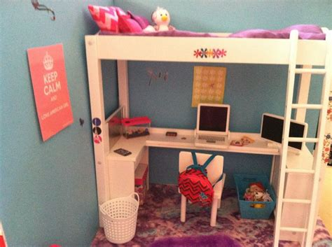 simple american doll bedroom ideas greenvirals style