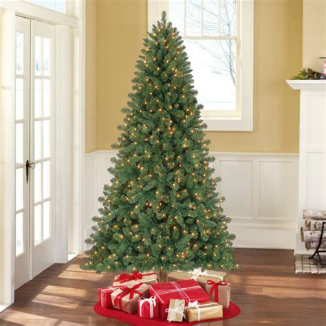 duncan fir tree pre lit 7 tree just 54 99 from 89 plus free shipping grocery shop for