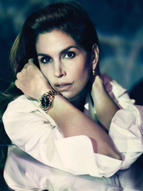 kaia gerber omega ad cindy crawford omega watches 2016 ad caign fashion
