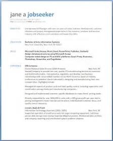 Business Resume by Business Management Resume Quality Resources