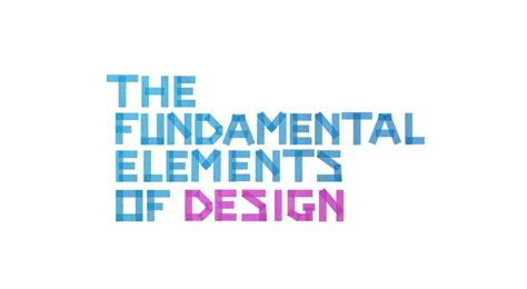 elements of design graphic design prostituted thoughts the fundamental elements of design
