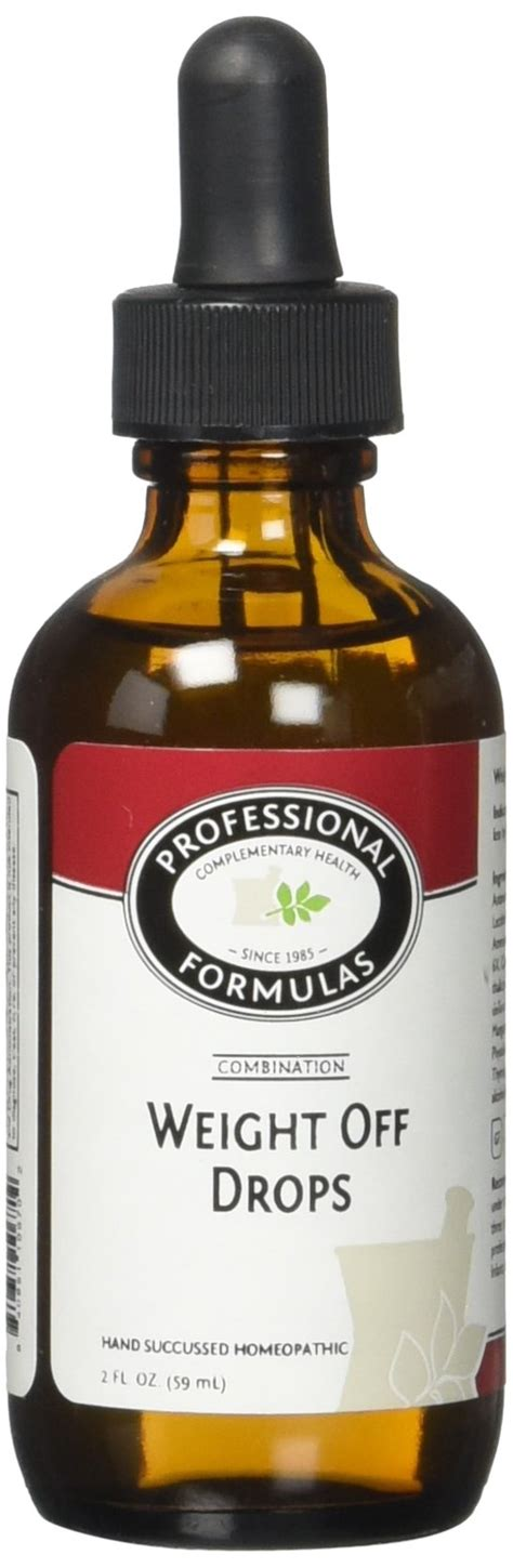 weight management formula drops weight management formula 2oz by professional